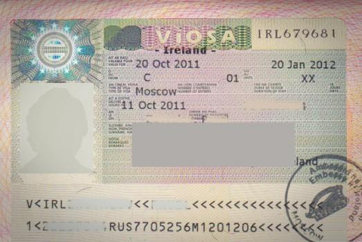 Irish Visa