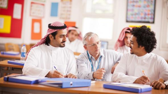 English language courses for adults